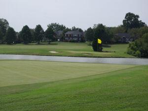 The Divide Golf Club Hole 1