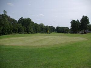 The Divide Golf Club Hole 15